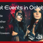 October 2019 Hot Events Pride Leather Fetish
