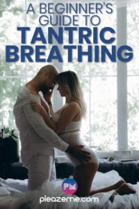 A Beginner's Guide to Tantric Breathing Pinterest pin